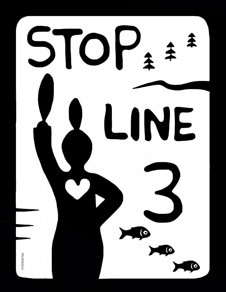 StopLine3IsaacBW